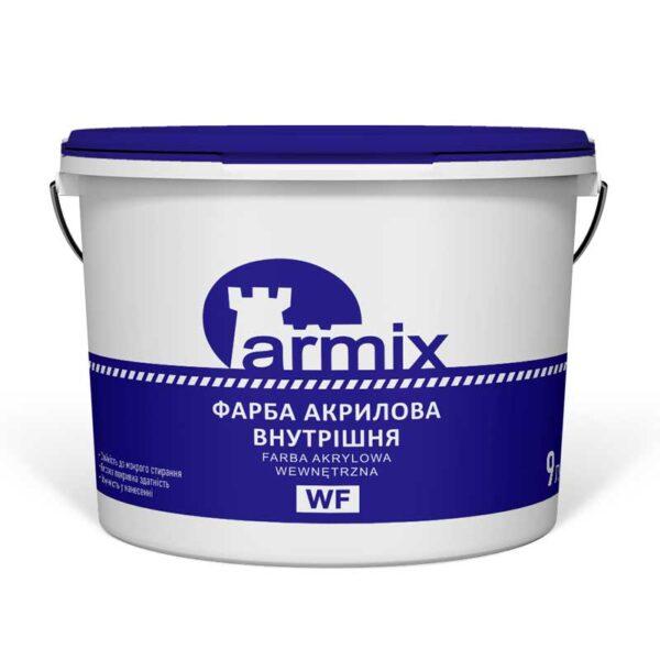 Фарба акрилова внутрішня Armix-WF