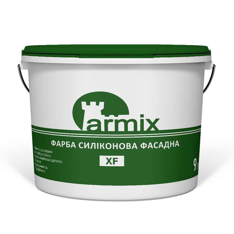 Фарба силіконова фасадна Армікс XF